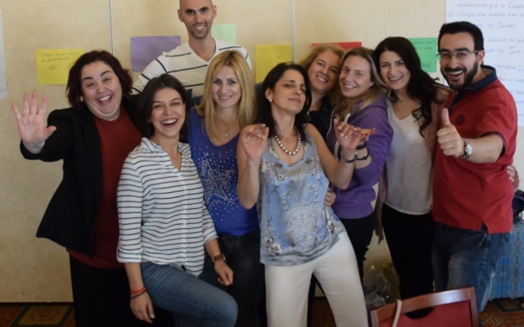 NLP Practitioner Πιστοποίηση (6 μέρες) – Αθήνα – 13-15 & 17-19 Μαίου 2020